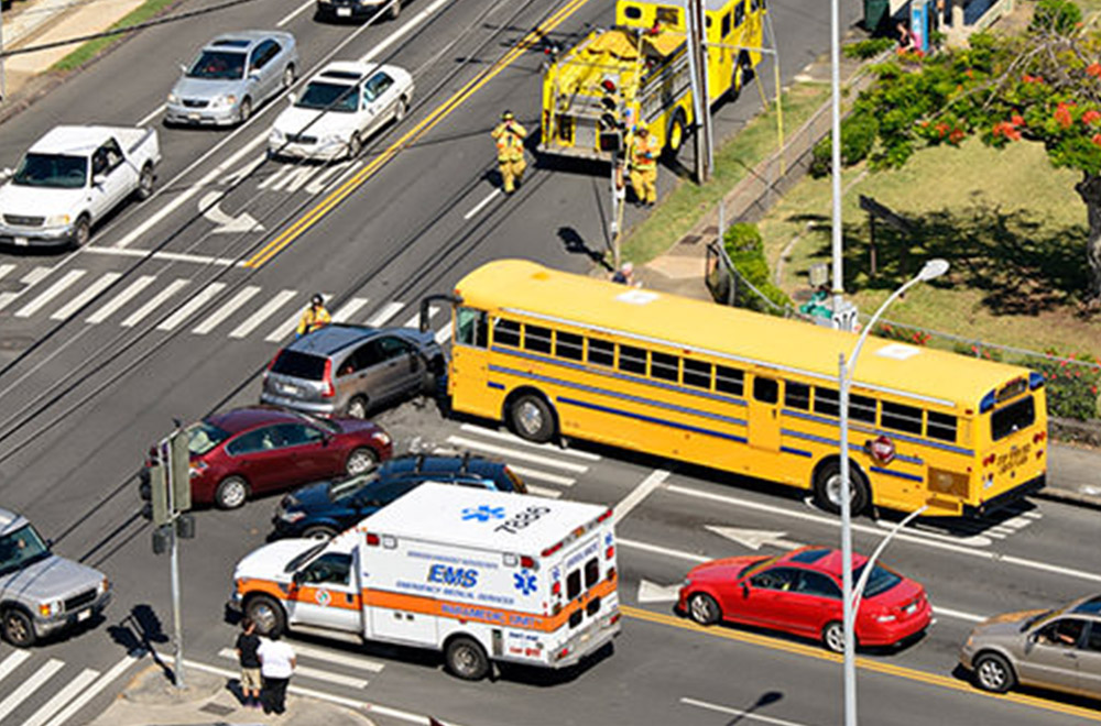 A closer look at school bus safety