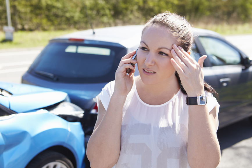 Witnessed a Car Accident: What Should You Do?