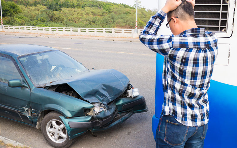 Hit by an uninsured driver?