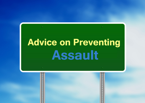 Useful advice on preventing an assault