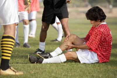 Back to school could  mean more sport injuries