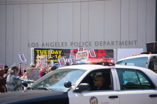 LAPD Capt. Accuses Police of Altering Crime Statistics, But What About Police Misconduct Statistics?