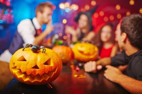 Trick-or-Treating Gone Wrong: A Halloween Party Can be Deadly