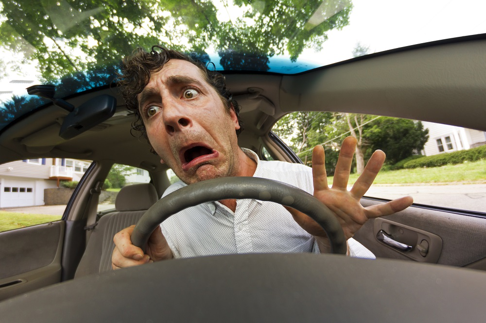 Road Rage: What if the Aggressor Has a Gun and Starts Chasing You?