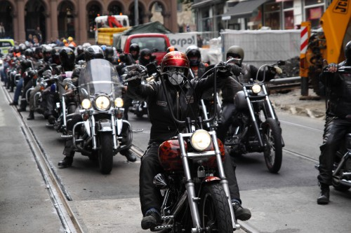 Are Motorcycle Clubs in Riverside to Blame for More Car Accidents and Assaults?
