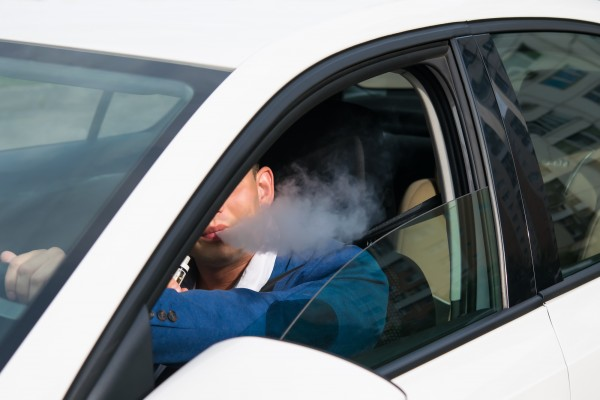 The Dangers Of Driving High