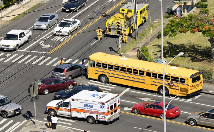 Key Differences Between a Bus Accident and a Car Accident