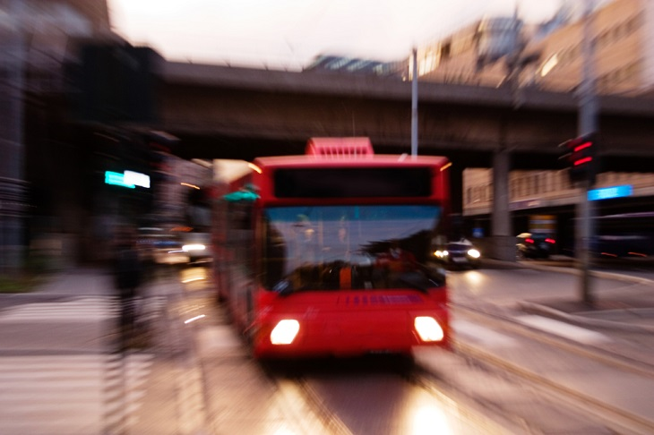 Injured While Waiting for a Bus in California? You Can Sue These 7 Parties