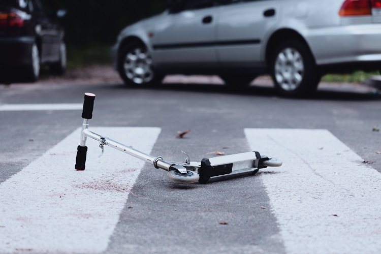 When a Scooter Cruise Turns into a Brain Injury