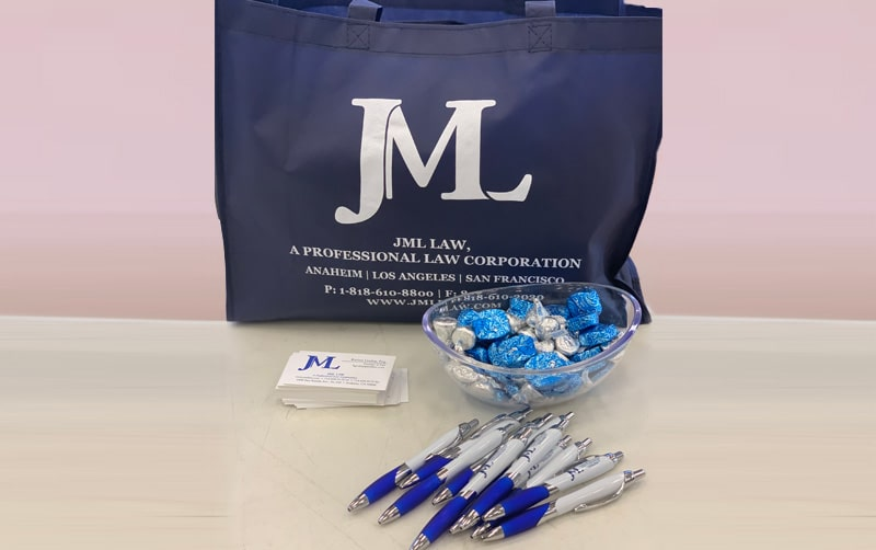JML bag & awards